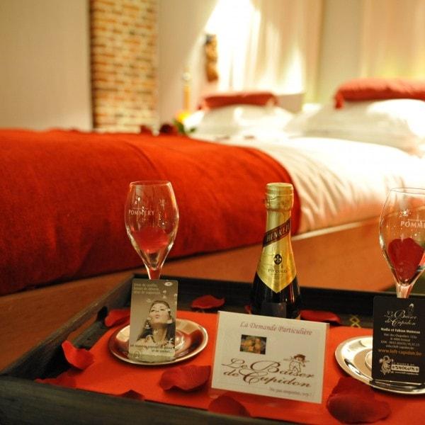 Loft Le baiser de cupidon - Confort Luxe Concept