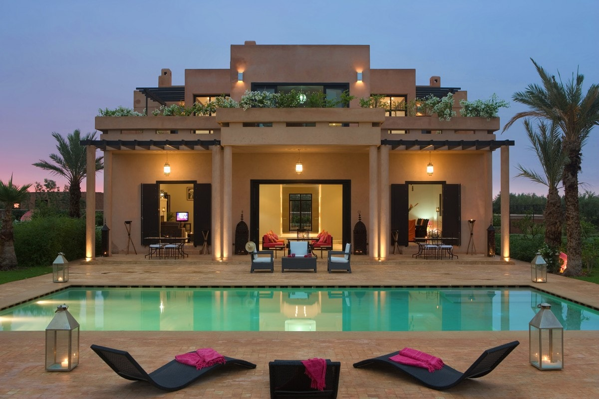 Erreur de chargement de l'image La Villa Marhaba